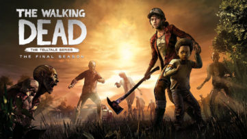Jeu The Walking Dead The Final Season sur Nintendo Switch : présentation de Clémentine