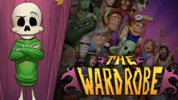 Jeu The Wardrobe sur Nintendo Switch : artwork du jeu