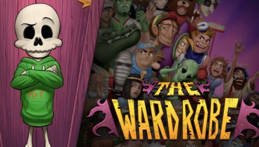 Jeu The Wardrobe sur Nintendo Switch : artwork du jeu