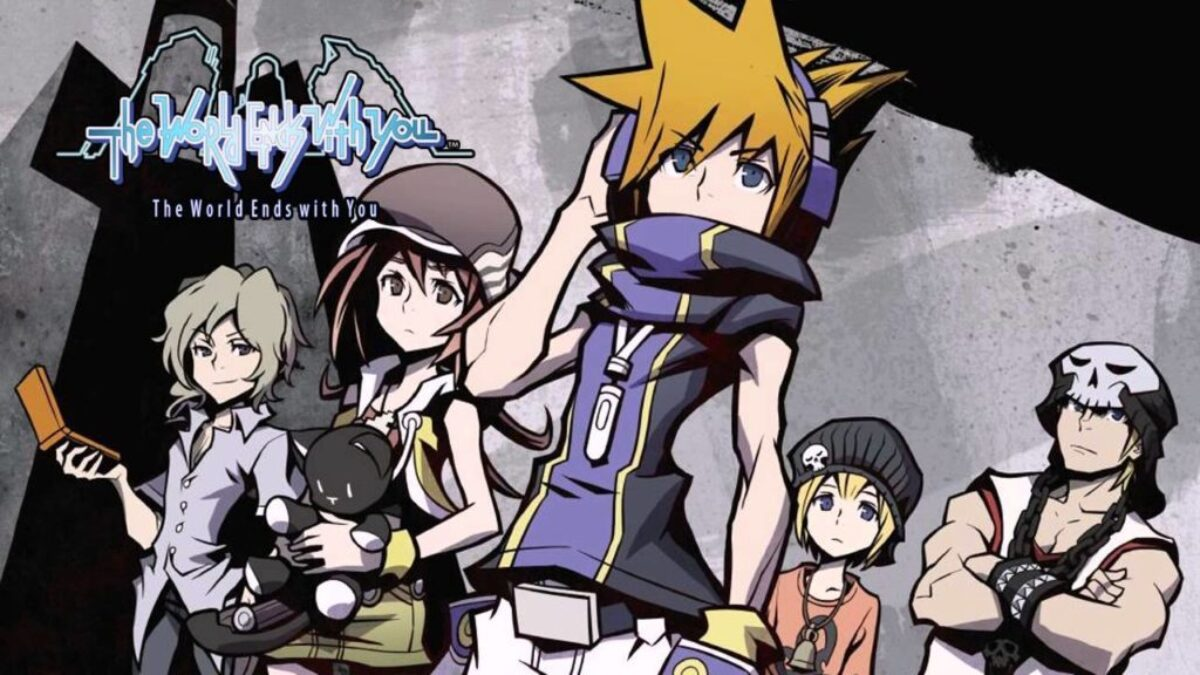 Jeu The World Ends With You : Final Remix sur Nintendo Switch : artwork du jeu
