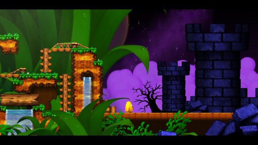 Jeu Toki Tori sur Nintendo Switch : jonction entre deux mondes