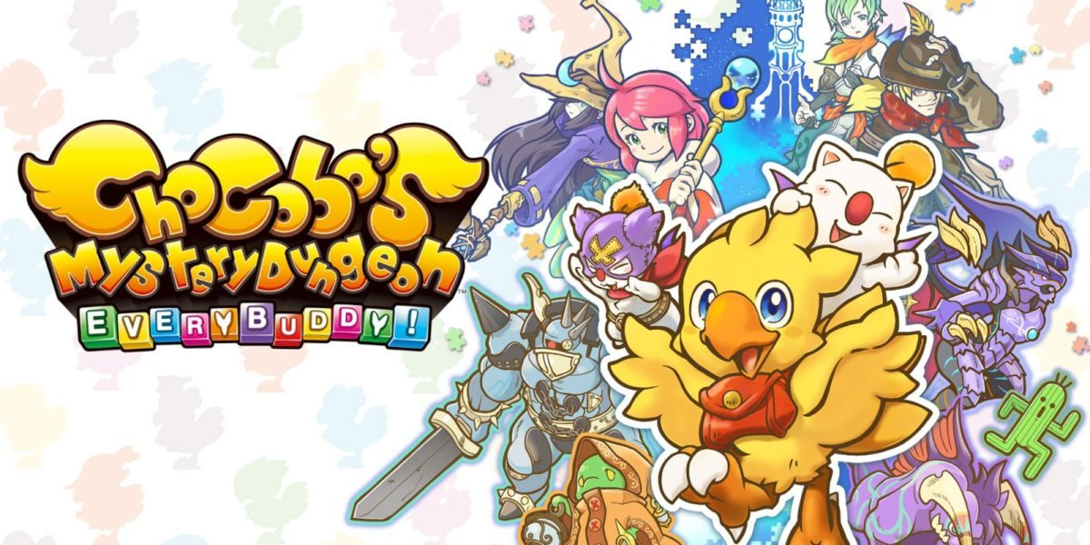 Un trailer Inside Final Fantasy pour le JDR Chocobo's Mystery Dungeon Every Buddy