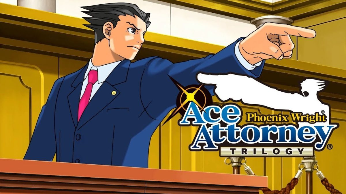 Trailer de lancement pour Phoenix Wright: Ace Attorney Trilogy
