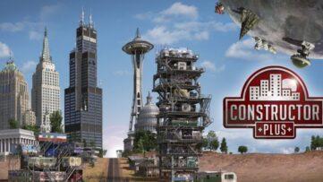 Nouvelle bande annonce pour la sortie de Constructor Plus