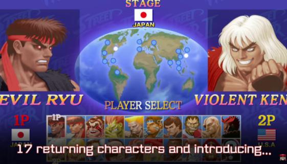 Nouveau trailer de présentation pour Ultra Street Fighter II : The Final Challengers : toutes les nouveautés en vidéo