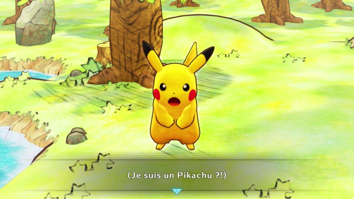 2 trailers et 1 démo pour Pokémon Donjon Mystère : Équipe de Secours DX
