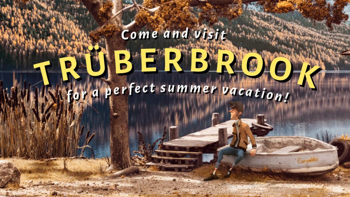 Un trailer de Lancement pour Trüberbrook