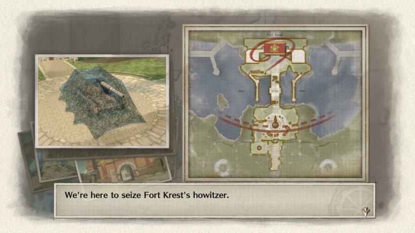 Jeu Valkyria Chronicles 4 sur Nintendo Switch : présentation d'un objectif
