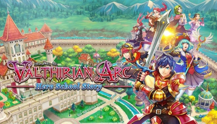 Valthirian Arc sortira sur Switch courant 2018