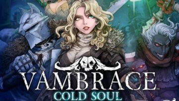 Vambrace : Cold Soul rafraîchira l'atmosphère en 2019 sur Nintendo Switch
