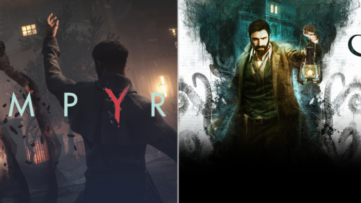 Focus Home Interactive éditera Vampyr et Call of Cthulhu sur la Nintendo Switch