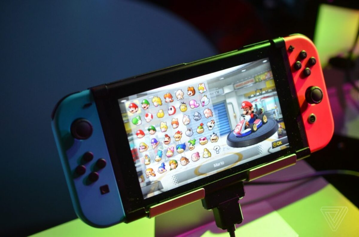 Nintendo Switch : Tatsumi Kimishima espère vendre 110 millions d'unités Switch