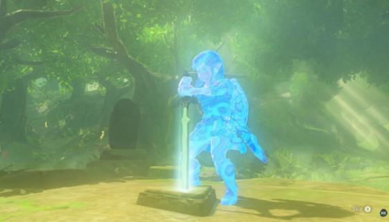 Walkthrough : épreuves d'épée dans le DLC 1 Les épreuves légendaires Zelda Breath of the Wild