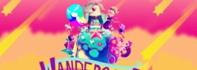 Jeu Wandersong sur Nintendo Switch : artwork du jeu
