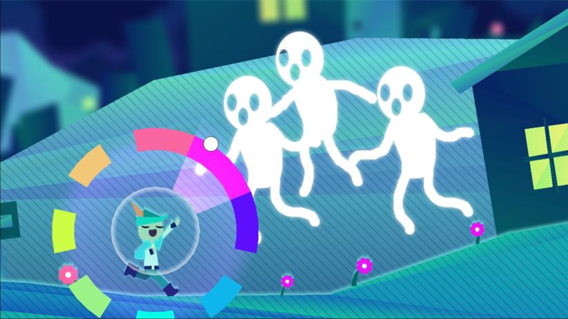 Jeu Wandersong sur Nintendo Switch : vous rencontrerez des fantômes