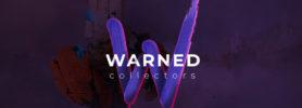 Logo de Warned Collectors, éditeur français de jeux indés