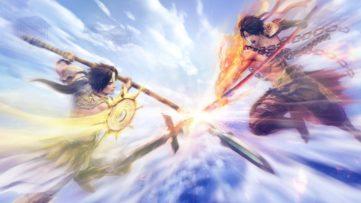 Jeu Warriors Orochi 4 sur Nintendo Switch : artwork du jeu