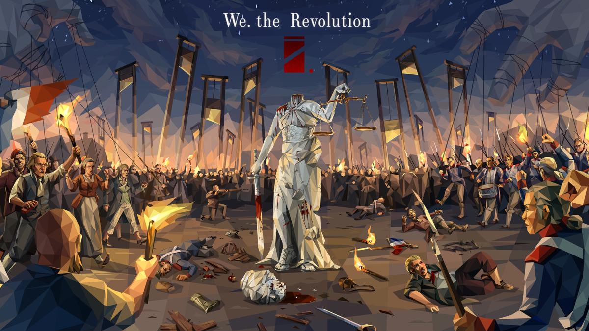 We. The Revolution arrive en juin sur Nintendo Switch