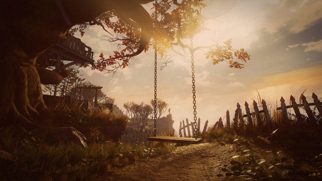 Jeu What Remains of Edith Finch sur Nintendo Switch : un petit tour de balançoire ?
