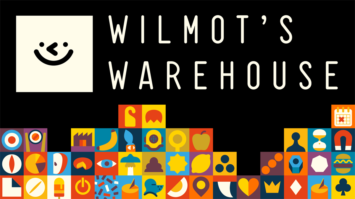 Jeu Wilmot's Warehouse sur Nintendo Switch : artwork du jeu