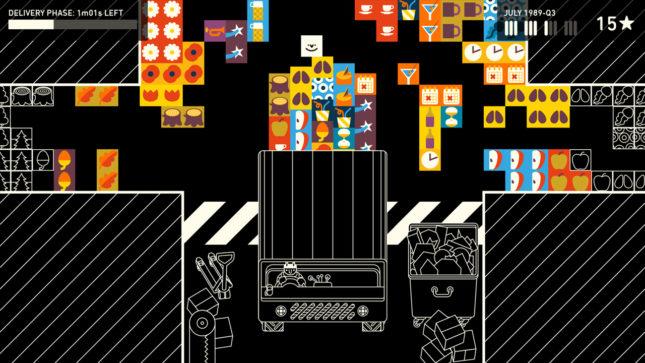 Jeu Wilmot's Warehouse sur Nintendo Switch : livraison en cours