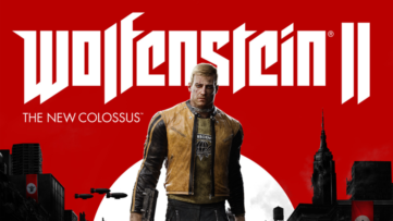 Wolfenstein 2: The New Colossus sur Nintendo Switch