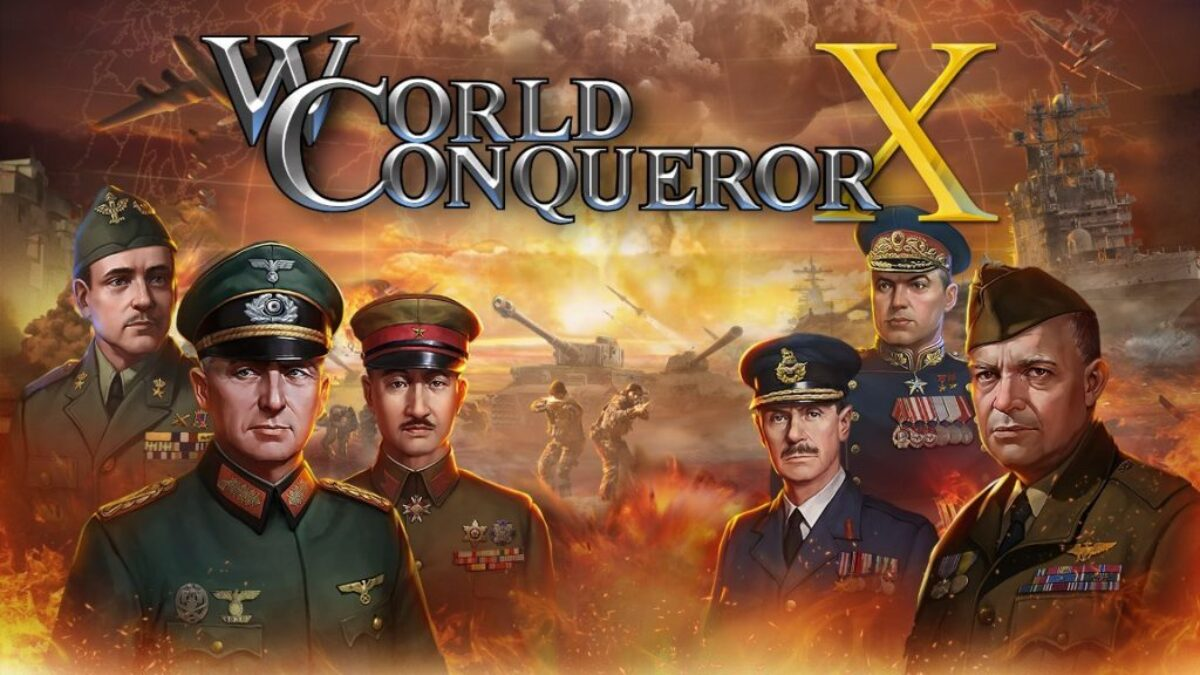Une nouvelle expansion disponible pour World Conqueror X