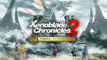 Jeu Xenoblade Chronicles 2 : Torna - The Golden Country sur Nintendo Switch : artwork du jeu
