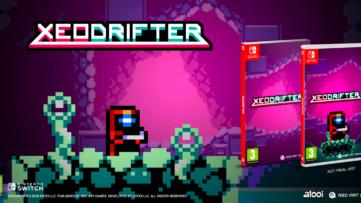 Jeu Xeodrifter sur Nintendo Switch : une édition physique arrive bientôt