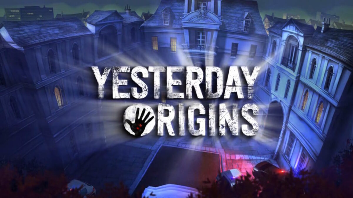Yesterday Origins est disponible sur Nintendo Switch