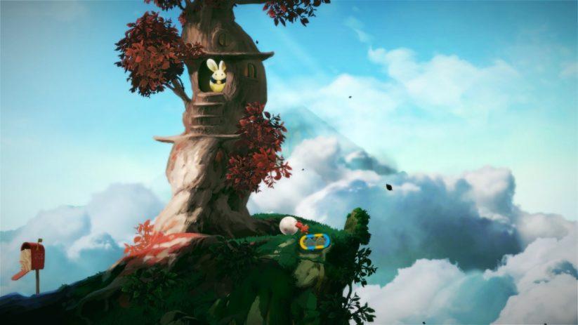 Jeu Yoku's Island Express sur Nintendo Switch : des personnages très mignons