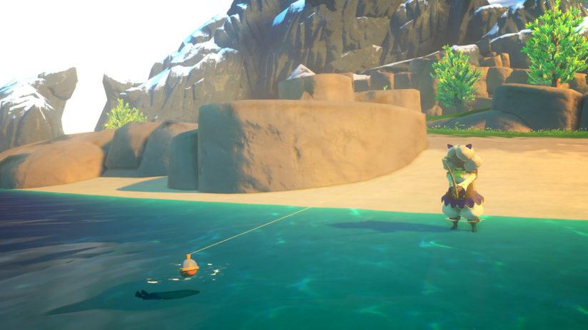 Younder : The Cloud Catcher Chronicles débarque sur Nintendo Switch