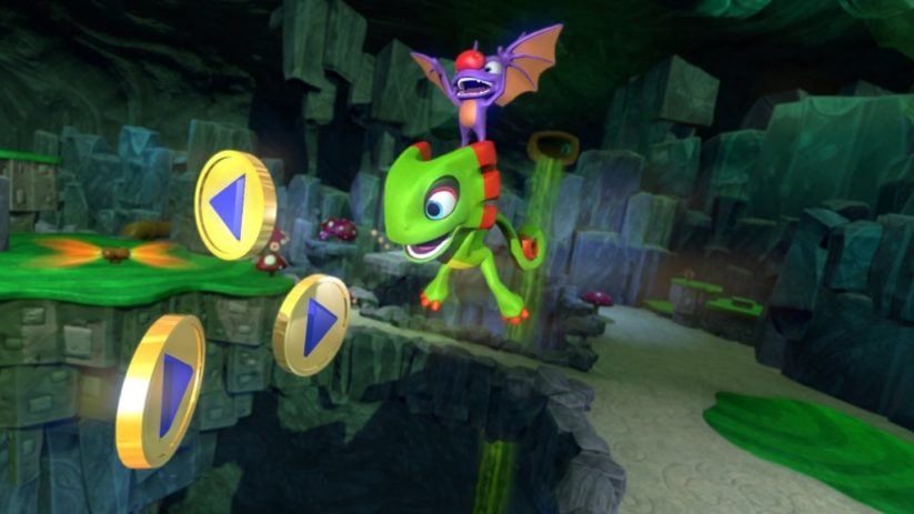 Image du jeu Yooka-Laylee sur Nintendo Switch 4
