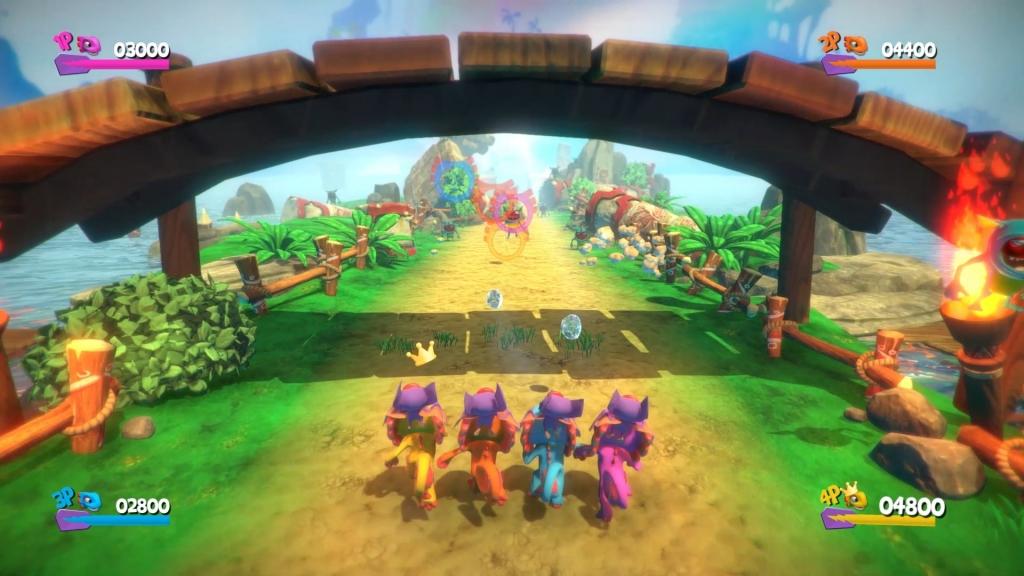 Image du jeu Yooka-Laylee sur Nintendo Switch