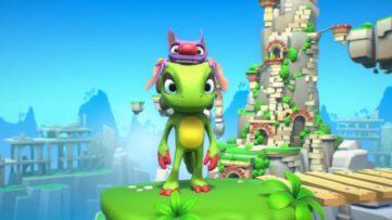 Jeu Brawlout sur Nintendo Switch : Yooka et Laylee vont rejoindre le roster de combattants