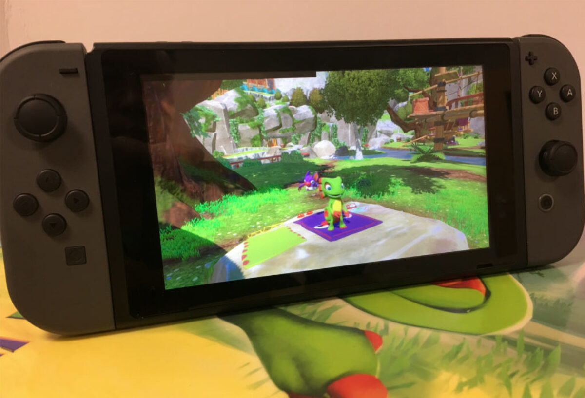 Yooka-Laylee : une photo de Playtonic tease la sortie sur Switch