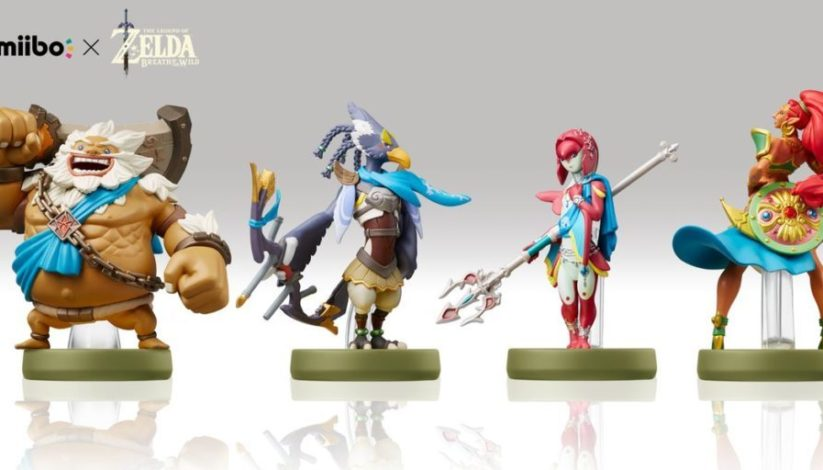 Image des amiibos des Prodiges de The Legend of Zelda Breath of the Wild
