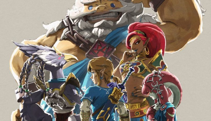 Image des Prodiges du jeu The Legend of Zelda : Breath of the Wild sur Nintendo Switch