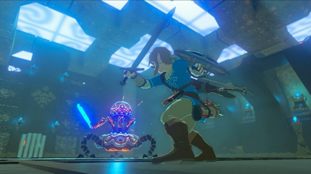 The Legend Of Zelda – Breath Of The Wild : près de 160 combats épiques