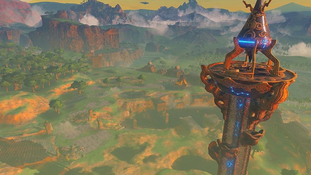 The Legend Of Zelda – Breath Of The Wild : Hyrule dévasté
