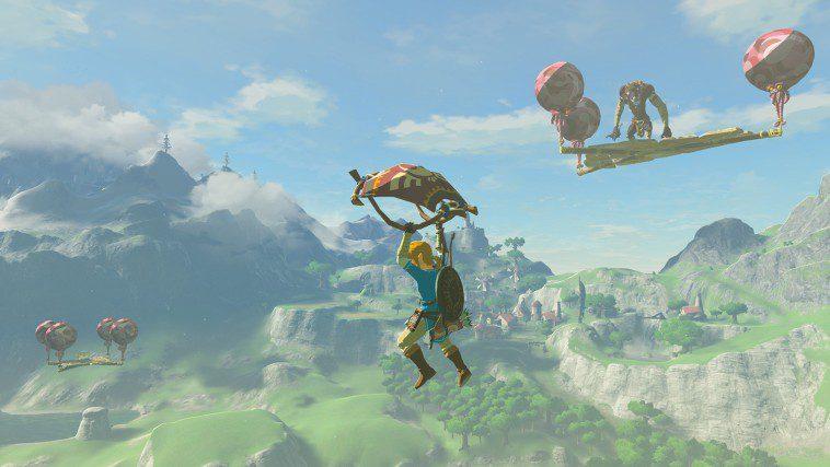 Mode difficile du DLC The Master Trials (Zelda Breath of the Wild)