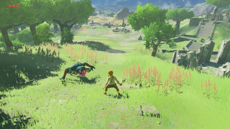 Mode difficile du DLC The Master Trials (Zelda Breath of the Wild)