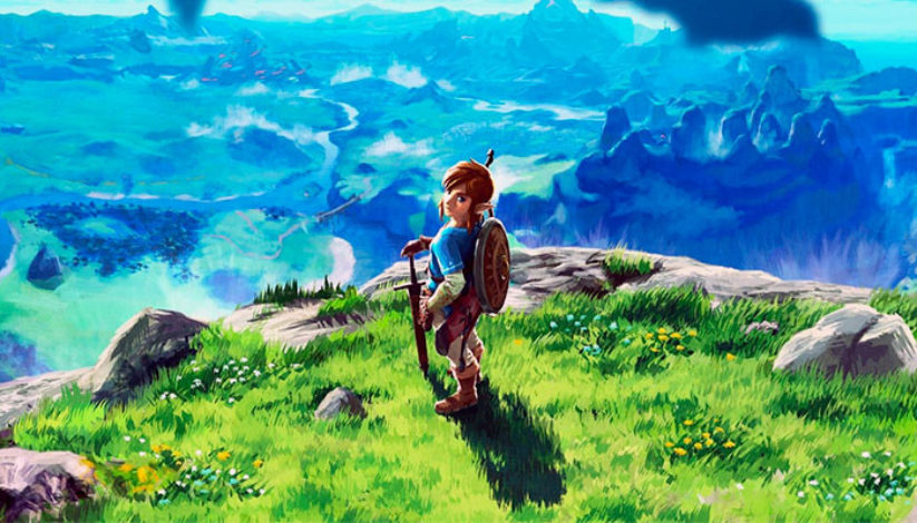 Zelda Breath of the Wild : un glitch pour avoir du stuff illimité